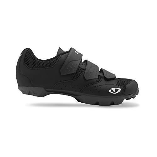 Giro Riela RII MTB, Unisex-Adult Cycling Shoes Cycling Shoes, Black, 3 UK (36 EU)