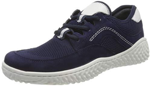 Gabor Damen Jollys 43.381 Sneaker, Blau (Bluette/Weiss 16), 43 EU