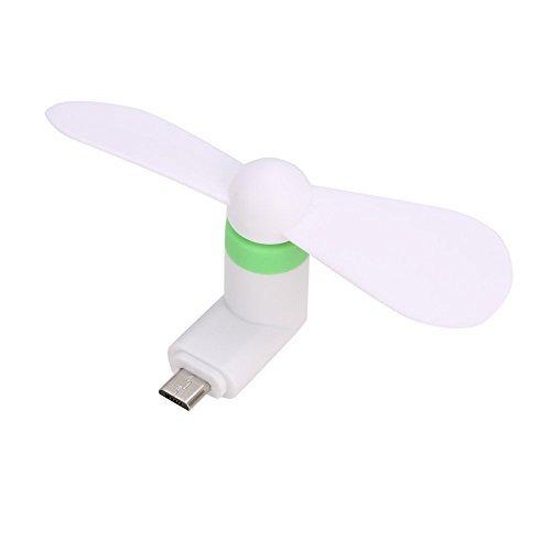Bestyt téléphone portable électrique portable Smartphone Mini ventilateur USB ventilateur de refroidissement pour Android universel