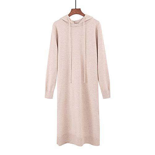 Mode partij cocktail jurk Trekkoord Hoodie Kabel Gebreide Jurken Basis Alinea Voor Meisjes Vrouwen Dagelijks Leven Winkelen Bloemenfeest jurk