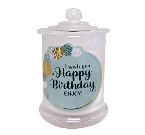 Geurkaars - Happy birthday - Luxe