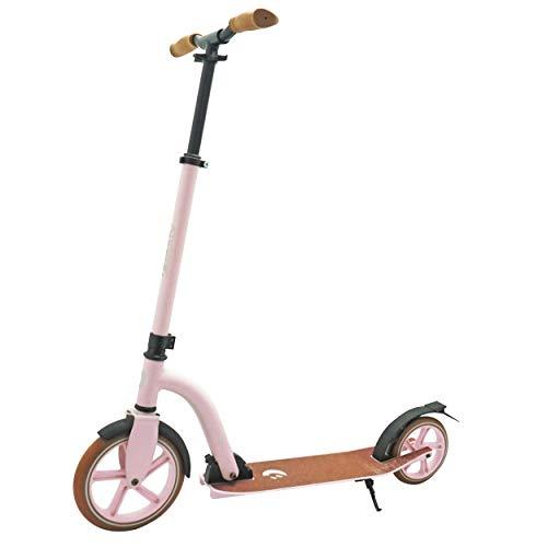 Best Sporting Vintage Scooter 205er Rolle Aluminium, Roller für Kinder und Erwachsene (Pink, Kids Rolle 205/145)