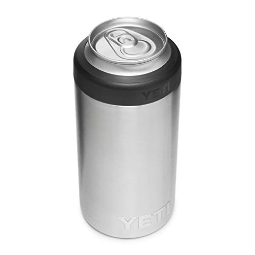 YETI Rambler 16 oz. Colster Tall Can Insulator for Tallboys & 16 oz. Cans, Highlands Olive