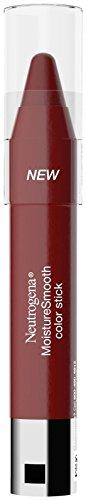 Neutrogena Moisturesmooth Color Stick, 150/Cherry Pink, 0.011 Ounce