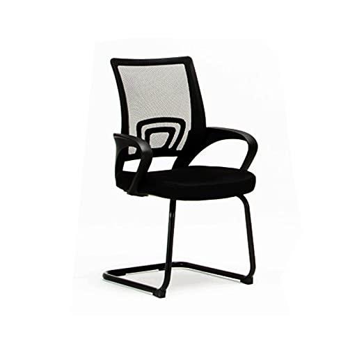 JPMGEW Sillas de oficina, Mesas y sillas de ordenador de respaldo, Malla transpirable que cubre sillas de conferencia, sillas de proa, sillas de personal