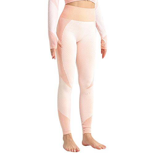 Vertvie dames sportpak joggingpak 2-delig lange mouwen top met lange broek met ritssluiting Sportswear sneldrogend sportbroek