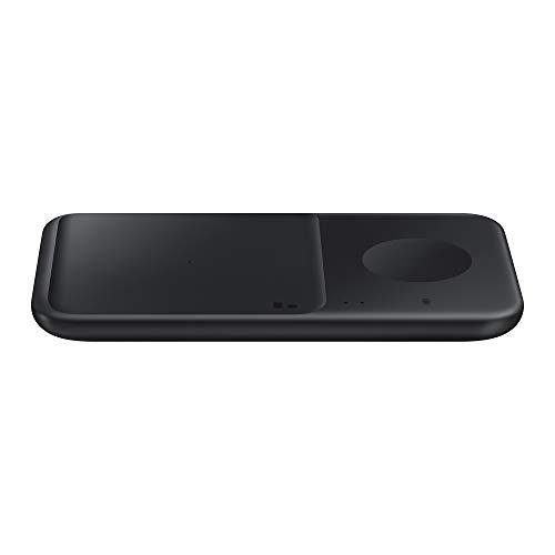 Samsung Chargeur sans Fil Duo EP-P4300T avec Chargeur Noir