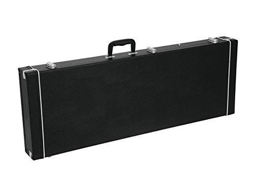 Set 2 x Maleta de guitarra TRAGGER para bajos eléctricos, madera /...
