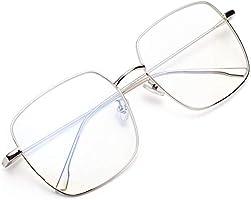 JO(ジ―オ―)ブルーライトメガネ おしゃれ 伊達メガネ パソコン用 度なし ブルーライトカット 眼鏡 レディース メンズ 青色光 紫外線 カット 超軽量 UVカット pcメガネ 男女兼用 JO3215