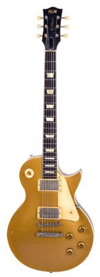FGN Relic Master LS Limited Edition Gold Top