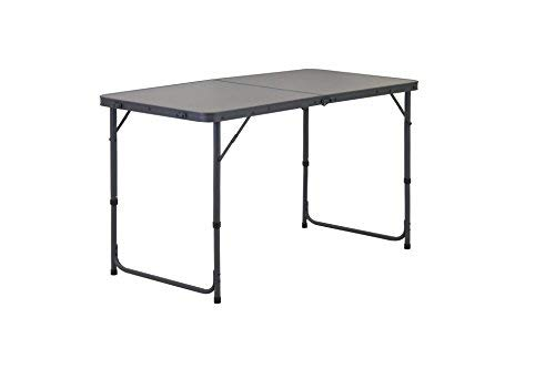 Portal Outdoor Foldable Briefcase Camping Table - Lightweight, Portable and Easy to Assemble - Supports up to 30kg