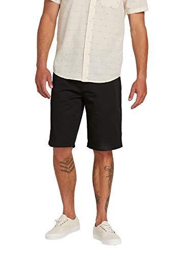 Volcom Men's Frickin Chino Short, Black, 36