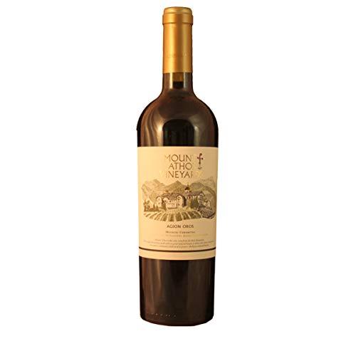 Evangelos Tsantalis AG 2011 Mount Athos Vineyards Rotwein Mount Athos IGP 0.75 Liter