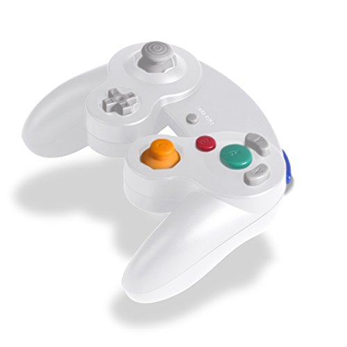 GC Controller Joystick für Wii Wired Game Controller Joypad Dual Vibration NGC Gamepad Game Cube Original Controller GC Spiele für GameCube & Wii