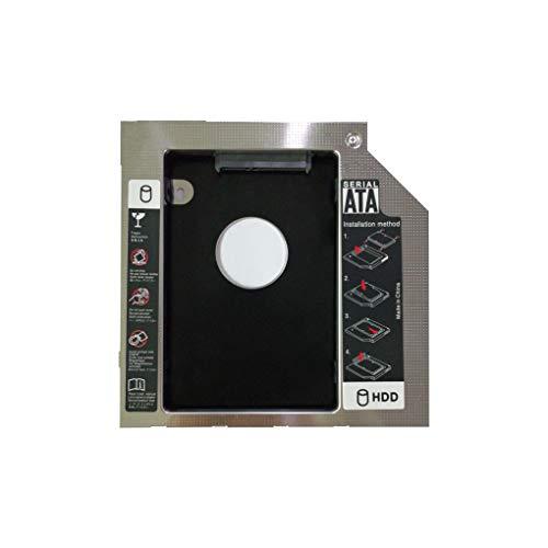 """Mingtongli 9.5mm HDD SATA Caddy 3.0 pour 2.5"""" SSD HDD Case pour Ordinateur Portable Dur Support du Disque"""