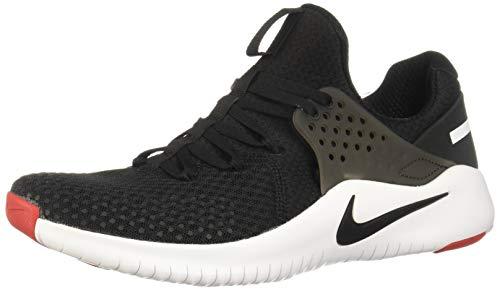 Nike Herren Free Tr 8 Fitnessschuhe, Mehrfarbig (Black/White/Red Blaze 004), 44 EU