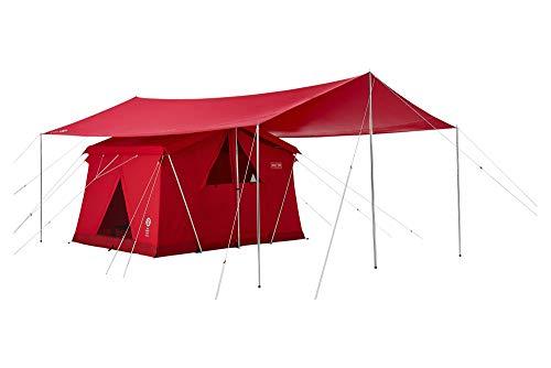 コールマン(Coleman) テント 120thアニバーサリー テント&タープセット レッド