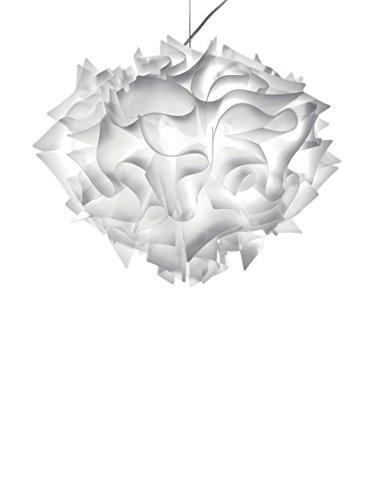 Slamp Veli Pendelleuchte, opal 176 cm