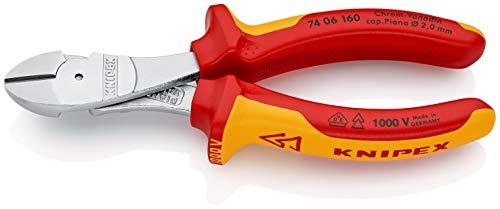 KNIPEX Kraft-Seitenschneider (160 mm) 74 06 160