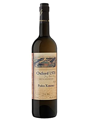 Dios Baco Pedro Ximenez Sherry 50 cl