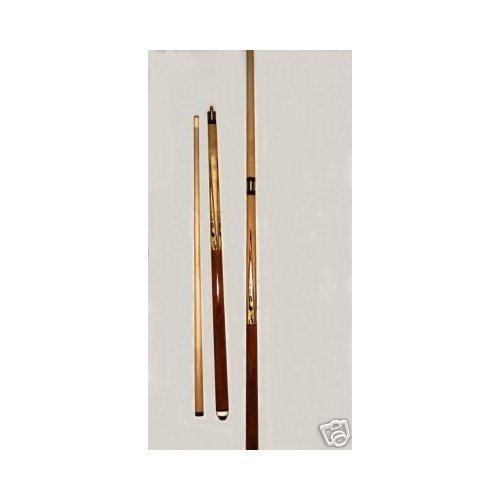 Classic\'s Pool Billard Queue 2-TLG. aus Holz, 147cm Länge