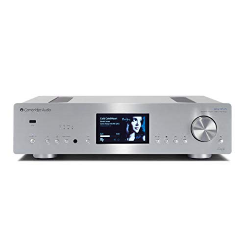 Cambridge Audio Azur 851N Argento lettore multimediale