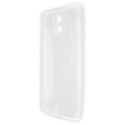 caseroxx TPU-Hülle für Oukitel K6000 Plus, Handy Hülle Tasche (TPU-Hülle in transparent)