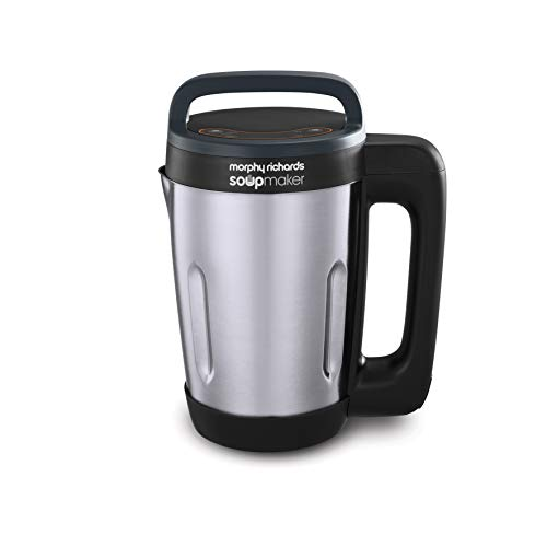 Morphy Richards 501028 Soupmaker 4 Settings, Easy Clean, 1.6 liters, Stainless...