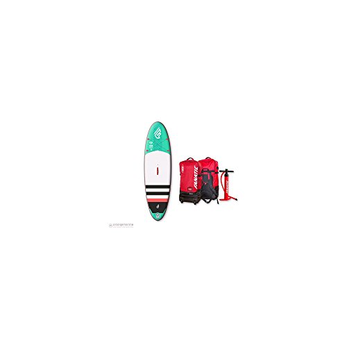 Fanatic Stand up Paddle SUP Board Diamond Air 2017 - Turquoise, 9'8