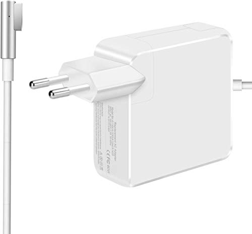 SunMac Kompatibel mit Mac Pro Ladegerät 60W Mag sicher 1 Power Adapter für Mac Book 13