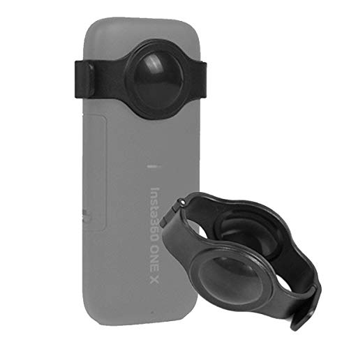 for Insta360 One X Camera Lens Case Fisheye Lens Protector Cover Gel Cap Accessories
