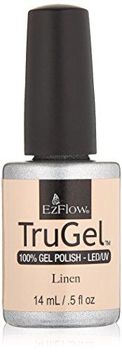 Ezflow Trugel Gel Nagellack - Linen - 14ml