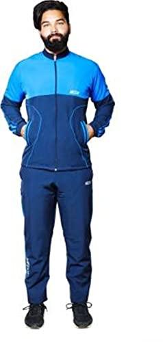 blue royal tracksuit