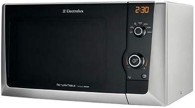 Electrolux EMS21400S - Microondas (1250W, 48.5 cm, 42.2 cm, 28.7 cm) Plata