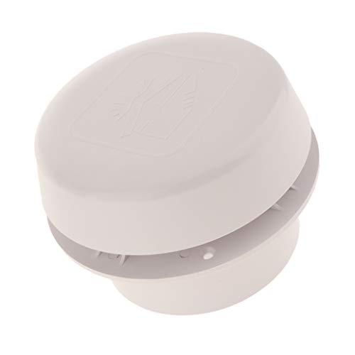 1 Establezca Rejilla de Ventilación de Aire de Techo para RV Sin Ventilador