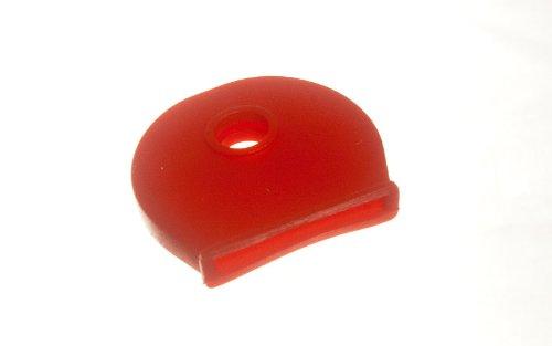 2000 x Cap clé d'identification Protège-clavier-Rouge