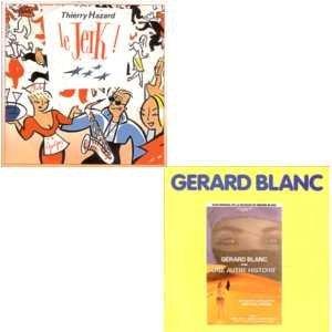 Le jerk - Une autre histoire - special reissue CARD SLEEVE REMIXES 6-track - THIERRY HAZARD 1)
