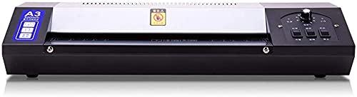 Laminador térmico laminado A3 / A4 Hoja, 3,4,5,6,7,8 pulgadas Papel de foto Pequeña máquina de laminación para uso doméstico