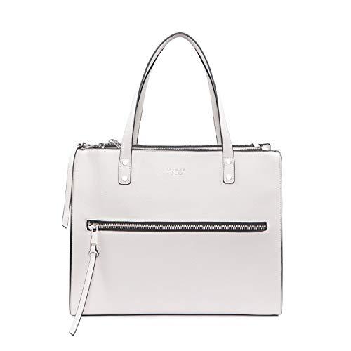 Tosca Blu Shopping bag, Unica, Bianco