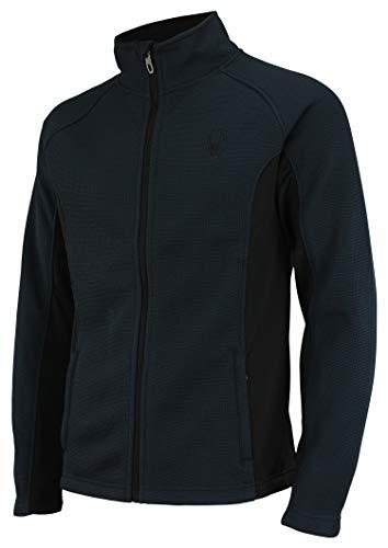 Spyder Men Constant Full Zip Sweater Frontier Size M