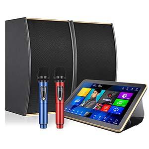 Lowest Prices! Karaoke System, UrbanDrama One-piece Singing Machine 18.5 inch 4K Touch Screen 8TB HD...
