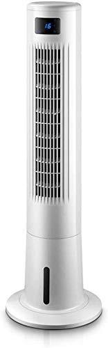 ZJZ Pendelturmlüfter, tragbarer dünner Turmventilator für den Haushalt, Fernbedienung 55 W für Heim und Büro