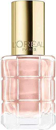 L'Oréal Paris Color Riche Le Vernis Nagellack mit Öl in Nude / Pflegender Farblack in sommerlichem Hellrosa mit Glanz-Effekt /# 116 Café de Nuit / 1 x 13,5 ml