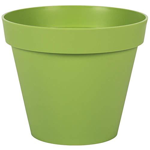 RoTaPlaste Toscane bloempot 40 cm modern groen