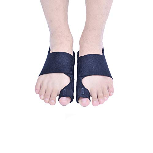 Bunion Corrector for Men and Women, Orthopedic Bunion Splint, Big Toe Separator Pain Relief, Hammer Toe Straightener