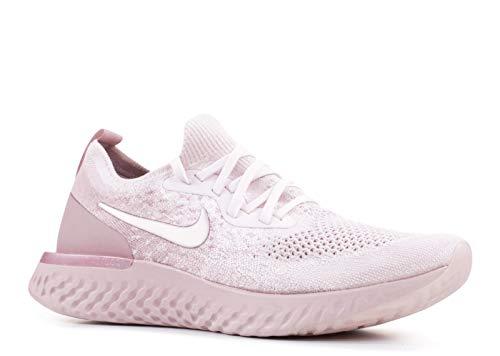 Nike Women's Epic React Flyknit Running Shoes (10, Pink), Pink, Size 10.0