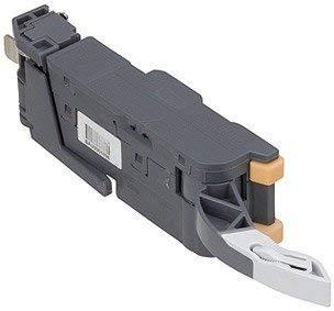 Gedotec Antriebseinheit Blum Servo-Drive Z10A3000.02 | RAL 7035 Staubgrau | Öffnungsautomatik für Schubladen & Auszüge | 1 Stück