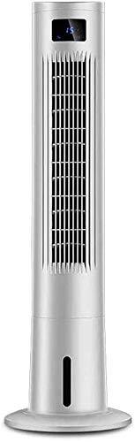 ZouYongKang Ventilador de la torre con oscilación, control remoto y pantalla LED, 3 potentes modos de viento, hasta 12 h Temporizador sin sentido, ventilador portátil para niños, hogar, dormitorio o o