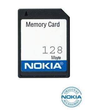 Nokia Speicherkarte für N-Gage, 3300, 6600, 7700