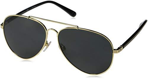 Ralph Lauren 0RL7058 911687 Occhiali da Sole, Oro (Light Gold/Gray), 62 Donna